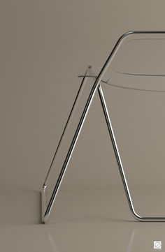 CLIP - The Invisible Chair by PEDRO SOUSA, via Behance