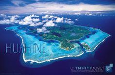 Huahine - Ile sauvage et secrète http://www.etahititravel.pf/
