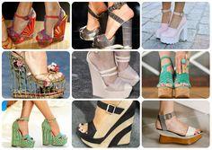 18 Ways To Wear Platform Shoes   Estilo Tendances