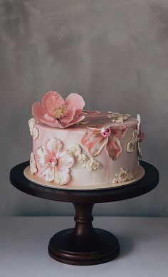 These latest wedding cakes are the latest instragram wedding cake trend from fabulous artist cake designers. Whether concrete wedding cake, aged stone wedding cake,. Beautiful Cake Designs, Gorgeous Cakes, Pretty Cakes, Cute Cakes, Amazing Cakes, Elegant Birthday Cakes, Pretty Birthday Cakes, Baby Birthday Cakes, Elegant Cakes