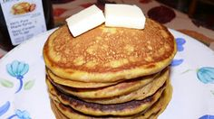 Pumpkin Buttermilk Pancakes Delicious Recipes, Yummy Food, Buttermilk Pancakes, Cooking Recipes, Pumpkin, Baking, Breakfast, Pumpkins, Delicious Food