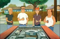 1000 images about king of the hill on pinterest the