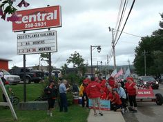Thank you to our Central team in Inverness and to everyone who came out to support the Big Bike Ride for The Heart & Stroke Foundation!