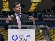 Boston mayor Marty Walsh won't sign contract for 2024 Olympic bid