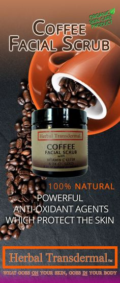 Coffee is also a fantastic natural exfoliant. It contains caffeic acid, which has anti-inflammatory effects and can boost collagen production. Just as coffee stimulates our body in the morning, it can serve as a skin stimulant as well.