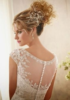 Breathtaking Mori Lee Spring 2014 Wedding Dresses Collection | Weddingomania