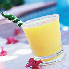 Mango Margarita | Coastalliving.com
