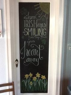 Chalk Typography, Chalkboard Art, Art Quotes, Messages, Chalkboards, Words, Inspiration, Ideas, Fall Chalkboard Art