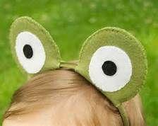 Frog Headband - Bing images