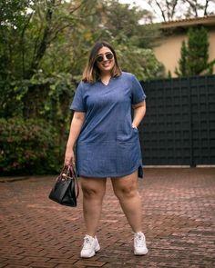 Plus Size Fashion Trends Plus Size Fashion Blog, Trendy Plus Size Clothing, Plus Size Fashion For Women, Curvy Women Fashion, Plus Size Women, Girl Fashion, Fashion Outfits, Fashion Trends, Plus Size Fall Outfit