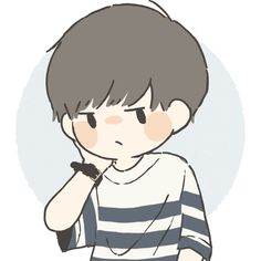 Cute Little Drawings, Cute Kawaii Drawings, Kawaii Art, Cute Anime Chibi, Cute Anime Boy, Cute Anime Couples, Kawaii Chibi, Cute Art Styles, Cartoon Art Styles