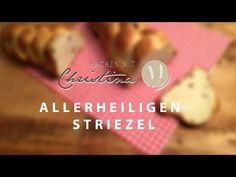 Allerheiligenstriezel - Backen mit Christina Strudel, Bakery, Food And Drink, Place Card Holders, Bread, Desserts, Youtube, All Saints Day, Marble Cake