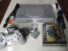 console SONY PLAYSTATION 1 scph 9002 - PERFETTA!!!! con 2 giochi PS1