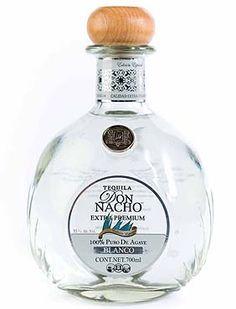 Tequila Don Nacho blanco, mejor sin Margarita