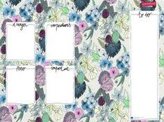 Téléchargez votre fond d'écran organiseur La joie des fleurs