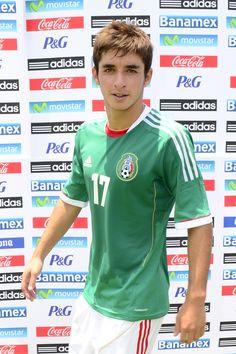 Isaac Brizuela (delantero)- Seleccionado para la Copa Oro