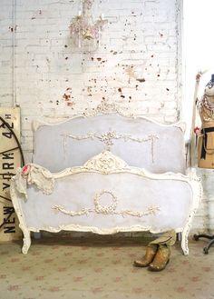 Peint Cottage Chic minable Français romantique par paintedcottages