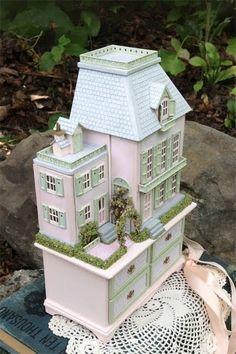 Robin Betterley's Miniatures - Secret House - Willowmere
