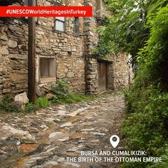 The Ottoman Empire was a great sprawling empire that lasted 500 years and covered immense territory and history. See the spot it sprung from in the beautiful UNESCO World Heritage Sites of Bursa and Cumalıkızık.