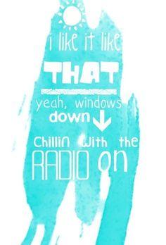"""I Like It Like That ,"" Hot Chelle Rae lyrics"
