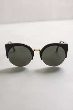 Anthropologie's New Arrivals: Super Retro Sunglasses - Topista