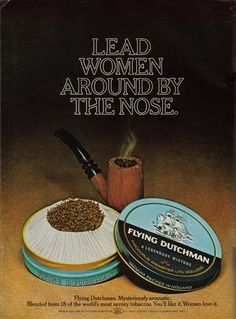 The Most Bizarre Tobacco Ads Of All Time – The Roosevelts