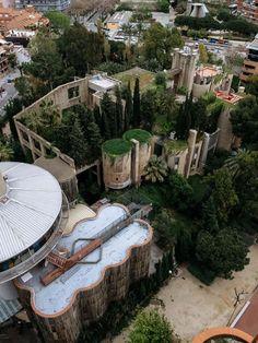 La Fabrica, the home and office of Spanish architect Ricardo Bofill