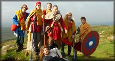 Comitatus is Britain's leading Late Roman re-enactment group helping to set a new standard in historical authenticity.
