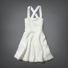lace skater dress from abercrombie kids