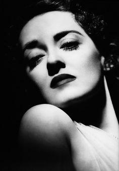 """I am just too much."" - Bette Davis"