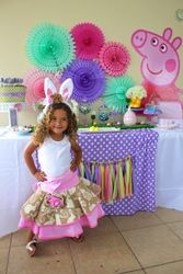 Peppa Pig Birthday Party Ideas | Photo 5 of 15 | Catch My Party