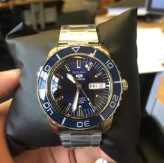 Seiko SNZH53 and Seiko SNK381 as new - no longer available.