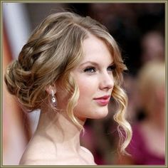curly loose bun best hairstyles 2015 for teen girls