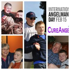 International Angelman Day, February 2014 - Nathan with family and friends. Angelman Syndrome, Things To Think About, February, Friends, People, Movie Posters, Movies, Amigos, Films