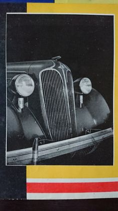 JAC号 戦前の希少な乗用車のお話の画像