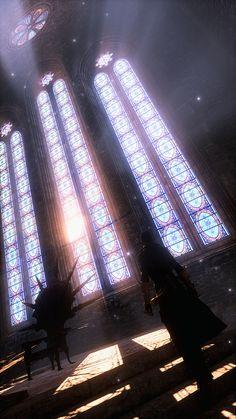 Skyhold/melissagt - Dragon Age: Inquisition