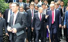By Mike Eckel (RFE/RL) — Statements from the Kremlin and the White House last weekend about thwarting a purported terrorist attack in St. Petersburg seemed to suggest that the United States a…