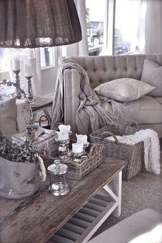 Always grey & white