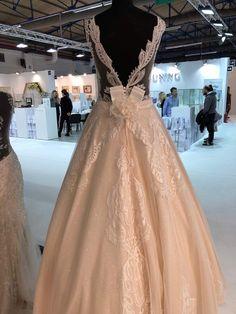 Haute couture@wedding dress