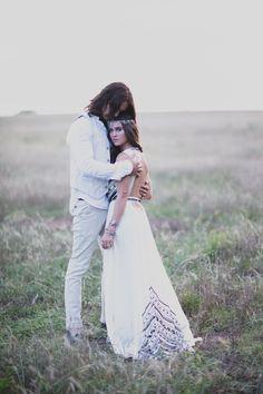 13 Photos Qui Vont Vous Donner Envie D'être une Mariée Bohème