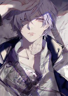 Watch anime online in English. Hot Anime Boy, Anime Sexy, Badass Anime, Anime Boys, Cute Anime Guys, Chica Anime Manga, Manga Boy, Dark Anime, Handsome Anime Guys
