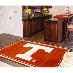 Tennessee Volunteers NCAA Floor Rug (60x96)