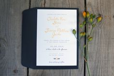 Wedding Invitations - Garden No. Simple typographic design, pops of colour, Belly-band detail. Garden Wedding Invitations, Wedding Invitation Templates, Wedding Stationery, Color Pop, Colour, Paper Store, Typographic Design, Belly Bands, Thank You Cards