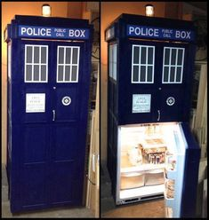 This is cool! ... literally! #DoctorWho