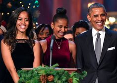 The First Family Christmas Cheer December 2014