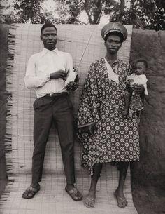 "Bouraïma Akodji (studio Photo Idera, Abomey, Benin). From ""Life and afterlife in Benin"" edited by Alex Van Gelder, Phaidon, 2005"
