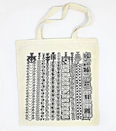Great Things / Cotton Tote Bag. $12.00, via Etsy.