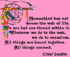 ✯ ~Chief Seattle ✯