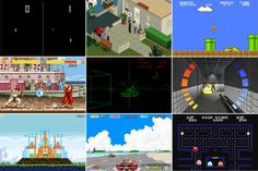 Time Magazine's All-Time 100 Video Games