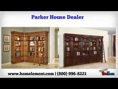Parker House Dealer   Coaster Dining Set   Parker House Library Http://www